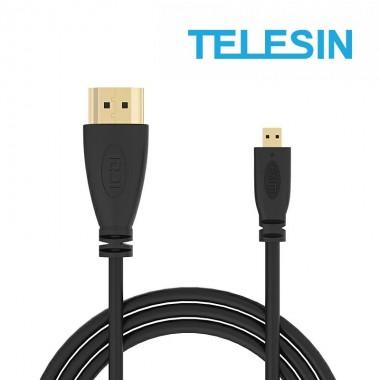 Кабель Telesin HDMI - micro HDMI 1,5м