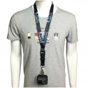 Ремешок на шею с логотипом GoPro