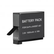 Аккумулятор Battery Pack для GoPro Hero 4 Black/Silver