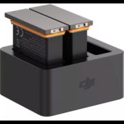 Комплект DJI Osmo Action (2 аккумулятора и тройное зарядное)