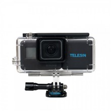 Аккумулятор Telesin 2300mAh внешний BacPac с боксом для GoPro Hero 7 Black, 6, 5, 2018
