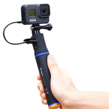 Ручка повербанк для GoPro