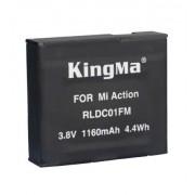 Аккумулятор Kingma для Xiaomi Mijia 4K (Mi Action camera)