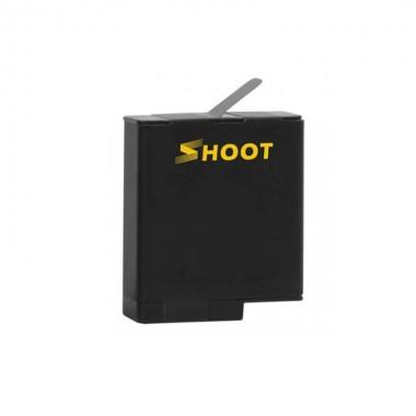 Аккумулятор SHOOT для GoPro Hero 8, 7, 6, 5, Hero 2018