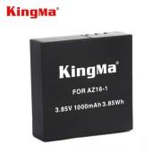 Аккумулятор Kingma для Xiaomi Yi 4K, 4K+, Yi Lite