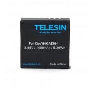 Аккумулятор Telesin для Xiaomi Yi 4K, 4K+, Yi Lite