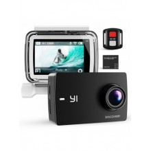 Экшн-камера Xiaomi Yi Discovery + Аквабокс и аксессуары