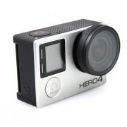 Фильтр UV защитный для GoPro Hero 3, 3+, 4