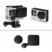 Колпачки для GoPro Hero 3+, 4 на объектив камеры и бокса