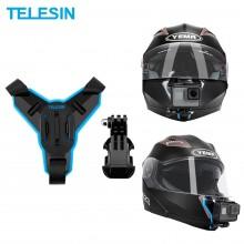 Крепление на шлем Telesin