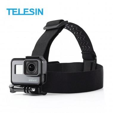 """Крепление на голову для GoPro """"Telesin"""""""