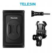 Крепление Telesin на рюкзак Новая модель