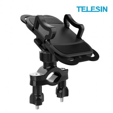 """Крепление на руль для телефона и экшн-камеры GoPro """"Telesin"""""""