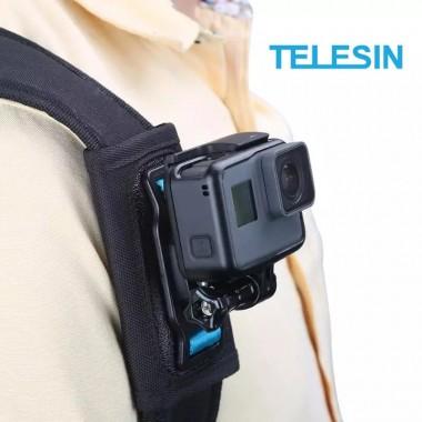 """Крепление на рюкзак для GoPro """"Telesin"""""""