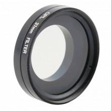 Фильтр CPL для GoPro Hero 4 3+ 3 поляризационный 37мм