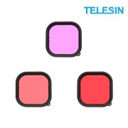 Фильтры для дайвинга Telesin для GoPro Hero 9 Black