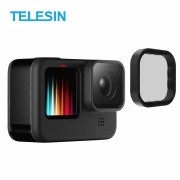 Поляризационный CPL фильтр Telesin для GoPro Hero 9, 10 Black