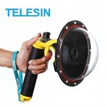 Подводный Купол Telesin для GoPro Hero 3, 3+, 4