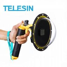 Подводный Купол Telesin GP-DMP-T05 для GoPro Hero 7, 6, 5, Hero 2018