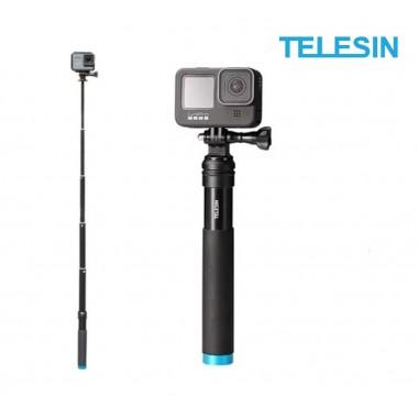 Монопод Telesin алюминиевый для GoPro