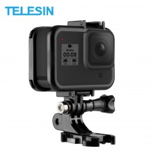 Влог рамка Telesin для GoPro Hero 8 Black