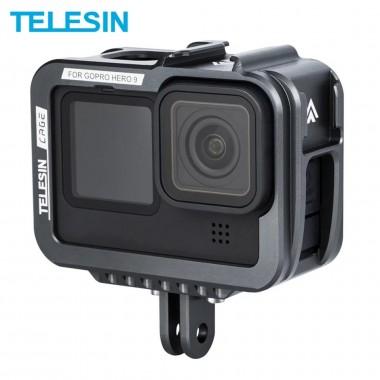 Защитная Рамка алюминиевая Telesin для GoPro Hero 9 Black