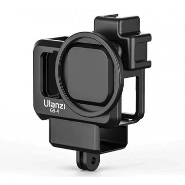 "Влог Рамка для GoPro Hero 9, 10 Black ""Ulanzi G9-4"""