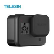 Колпачок силиконовый Telesin на объектив GoPro Hero 8, 9 Black