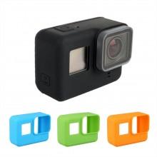 Чехол силиконовый на камеру GoPro Hero 5, 6, 7, Hero 2018