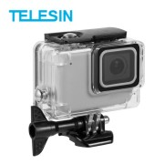 Аквабокс Telesin для GoPro Hero 7 Silver, White